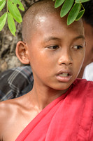 Young Monk at Kote